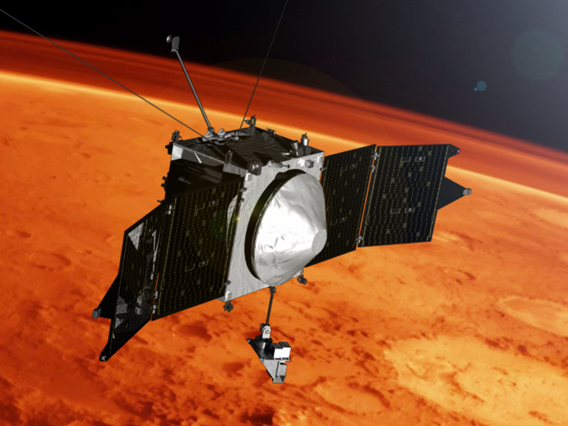Maven Atmosphere