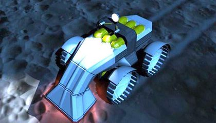 Lunar Water Creates New Capabilities in Space