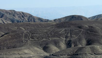 Ancient Orca Geoglyph Rediscovered in Peru