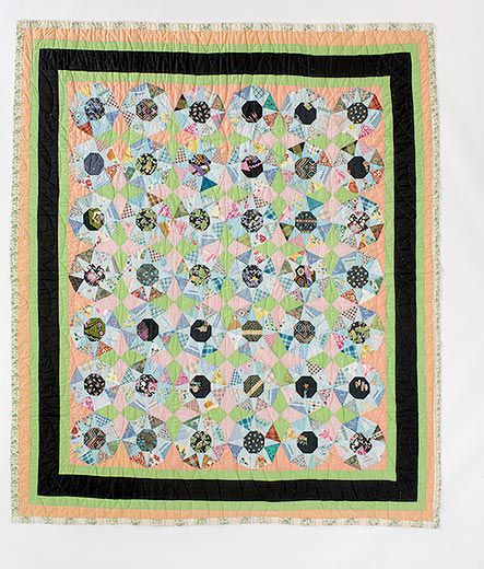 A Spectacular Collection Of Native American Quilts Arts Culture