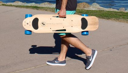 Five Wild Ideas: From a Vest for Weight Loss to an Electric Skateboard