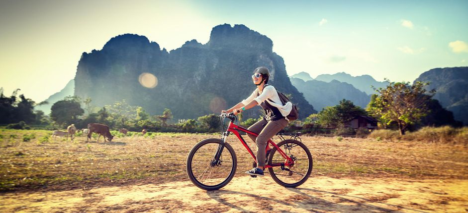 Vietnam Cycling Adventure <p>Explore the rich cultural heritage and history of Vietnam by foot and bike on this new Active Journey adventure.</p>
