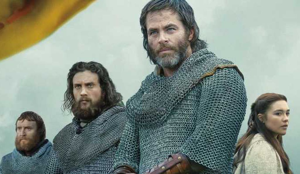"""Bruce's transformation from the much derided """"King Hob,"""" or King Nobody, to protector of Scotland happened slowly and is more nuanced than suggested by <i>Outlaw King</i>"""