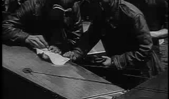 Preview thumbnail for video'The First Day of Airmail, 1918