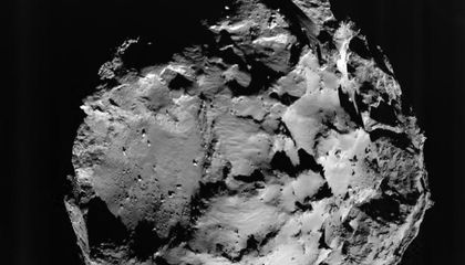 Philae Proves There's More to Comets Than Dust and Ice