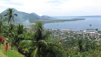 More than 70 Years Later, Rabaul's Aerial Battleground Is Still Haunting