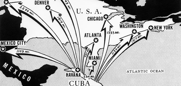 Image result for cuban missile crisis photos