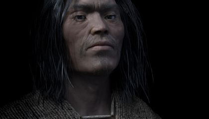 High-Status Indigenous Family Brought Back to Life With Digital Reconstruction