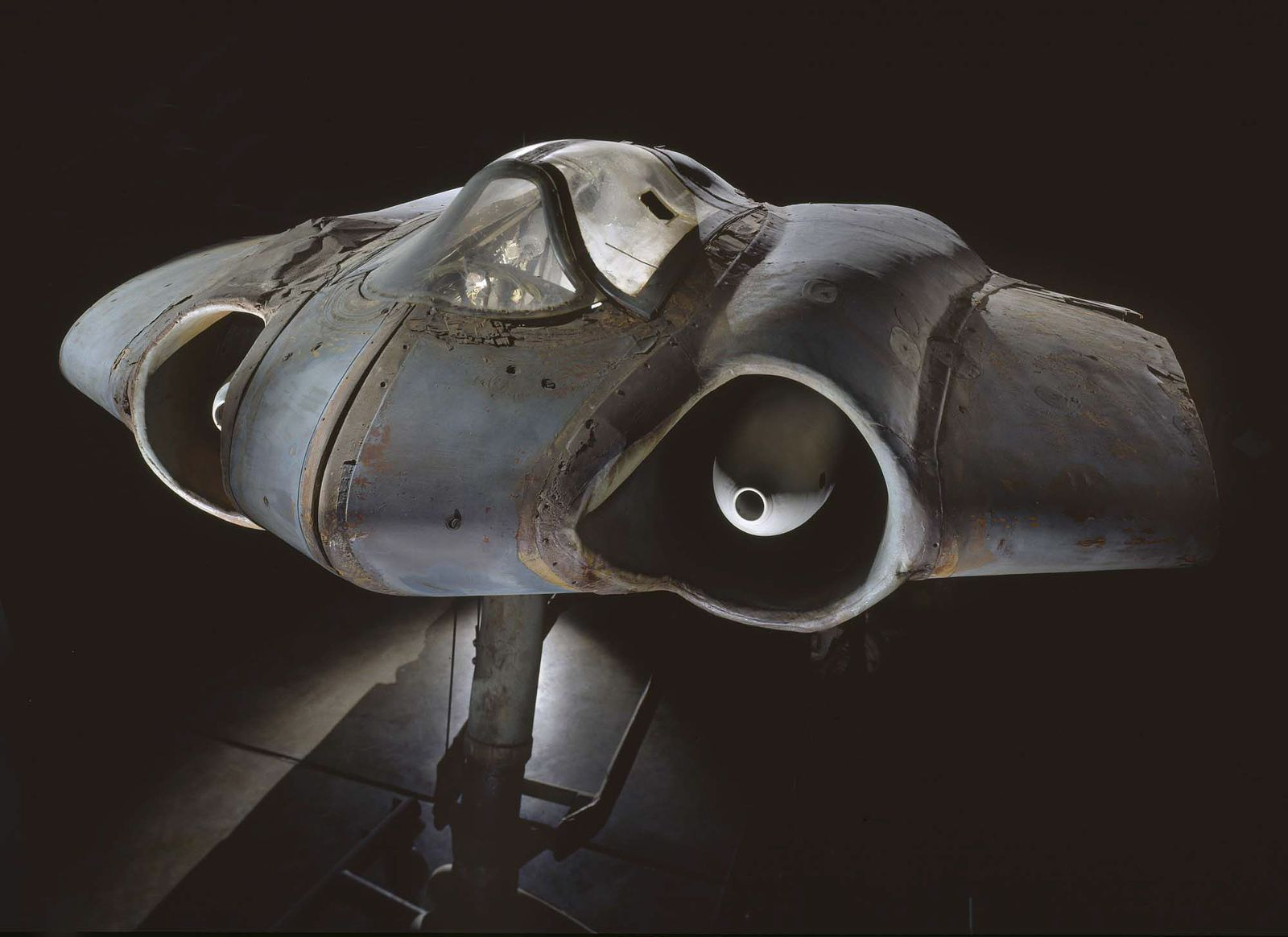 Truth Is Stranger Than Fiction With Horten's All-Wing Aircraft Design