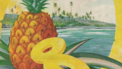 It's Pineapple Season, But Does Your Fruit Come From Hawaii?