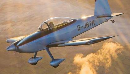 How the RV-8 Became One of the Most Popular Kitplanes of All Time