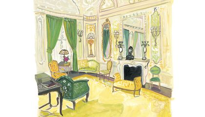 Famed Illustrator Maira Kalman Takes on the Cooper Hewitt's Collections