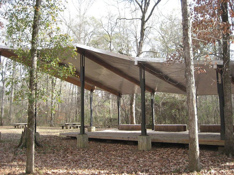 Rural Studio architecture in Alabama