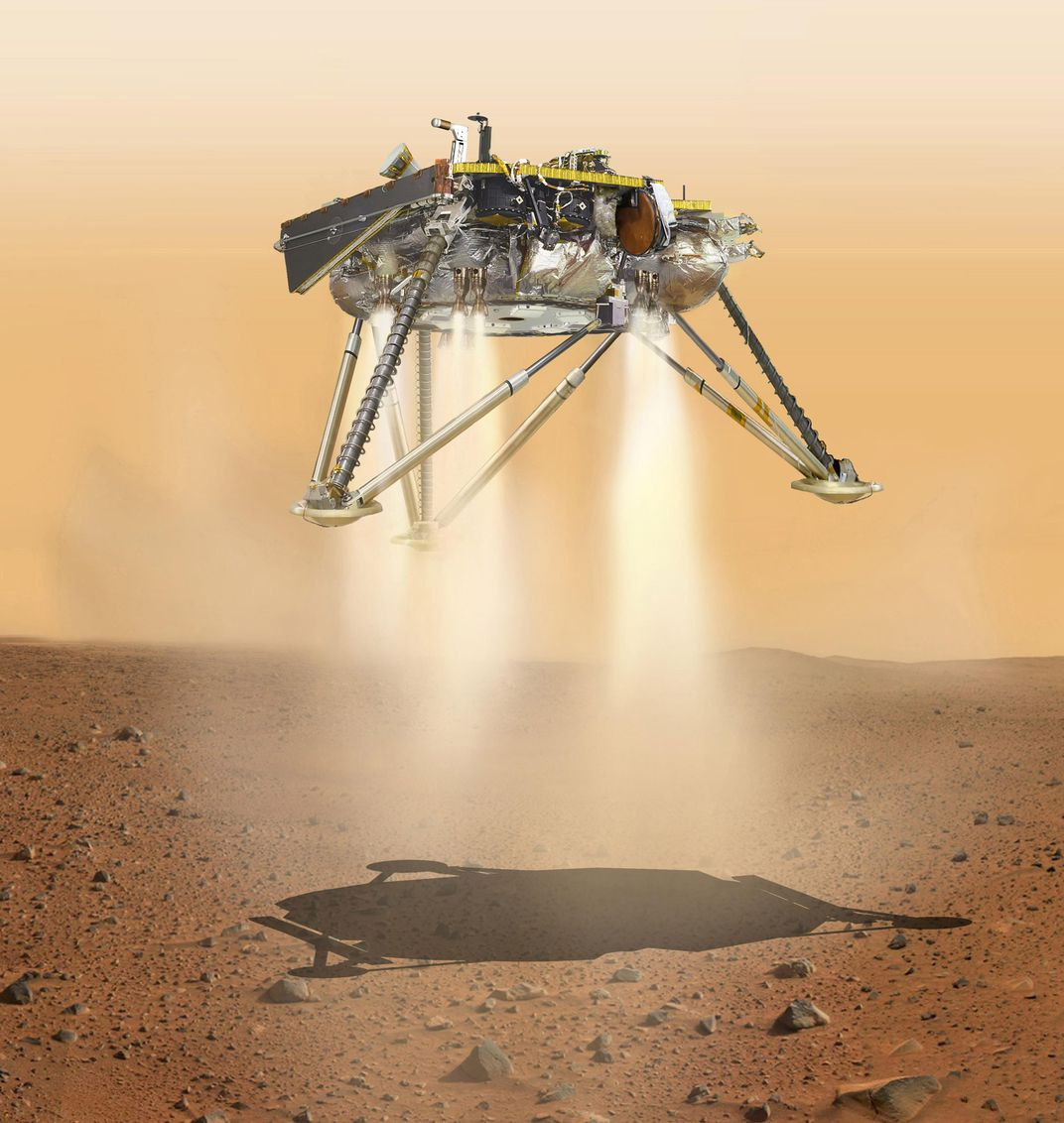 Watch NASA Land the InSight Spacecraft on Mars | Science