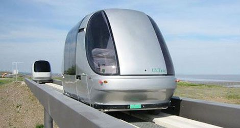 Will personal rapid transit -- or