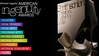 The 2012 Smithsonian American Ingenuity Awards Liveblog