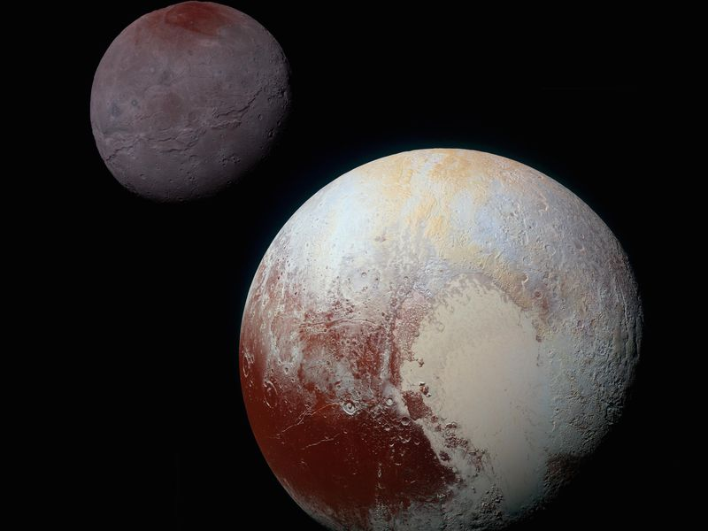 Image result for Researchers Say the Reason Pluto Lost Its Planet Status is Not Valid