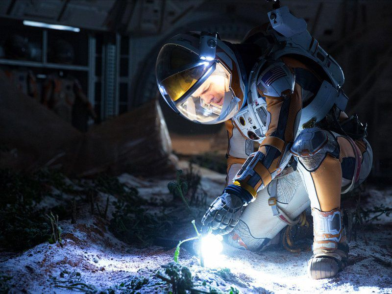 What does growing potatoes on Mars mean for Earth's farmers?