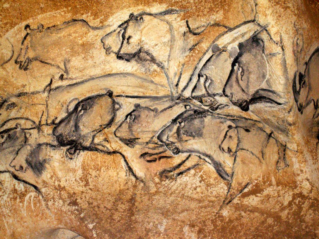 Image result for Chauvet Cave