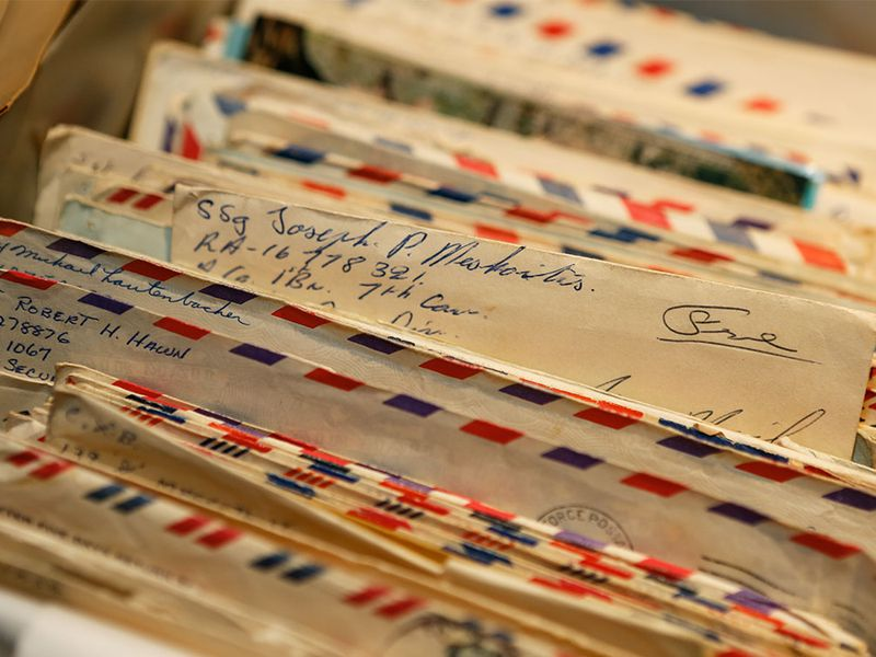 Vietnam War Vets Reconnect With Their 1960s Pen Pals For a