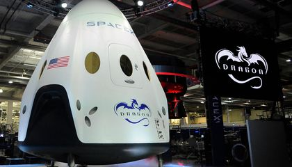 SpaceX and Boeing Will Be NASA Astronauts' New Ride Come 2017