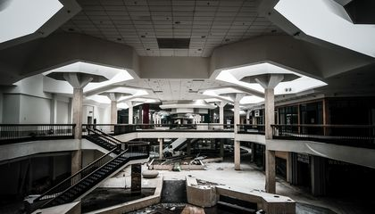 The Rise of the Zombie Mall