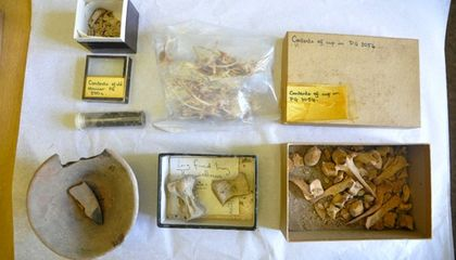 This 4,500-Year-Old Food From Iraq Was Found in a Cabinet in England