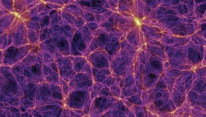 We May Live in a Massive Cosmic Void