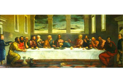 Forgotten Last Supper Scene Linked to Renaissance Master Titian Spent Century Hidden in Plain Sight