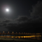 Super Moon Over Imperial Beach Pier
