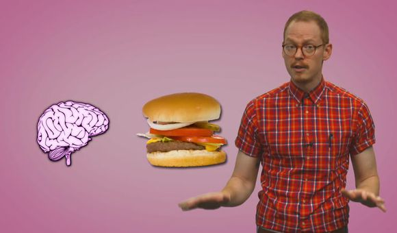 Preview thumbnail for video'TweenTribune: Why Do I Love Junk Food?