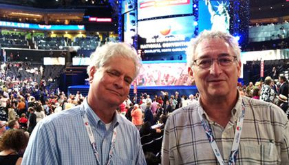 Follow the American History Curators at the Democratic National Convention