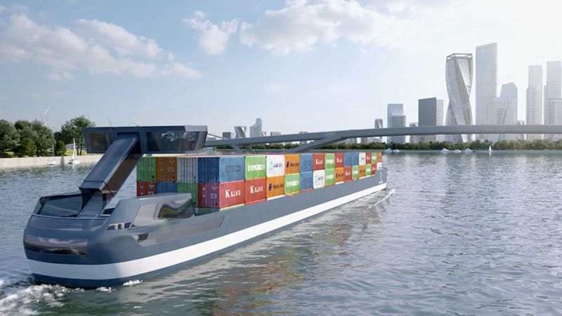 Norway's Newest Ships Give a Glimpse Into the Future of