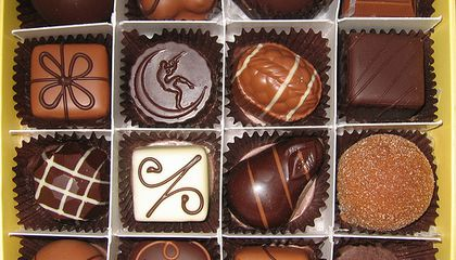 Just a Nibble of Chocolate Is Enough to Satiate Cravings