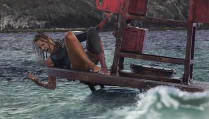 "How Realistic Is the Shark Science in ""The Shallows""?"
