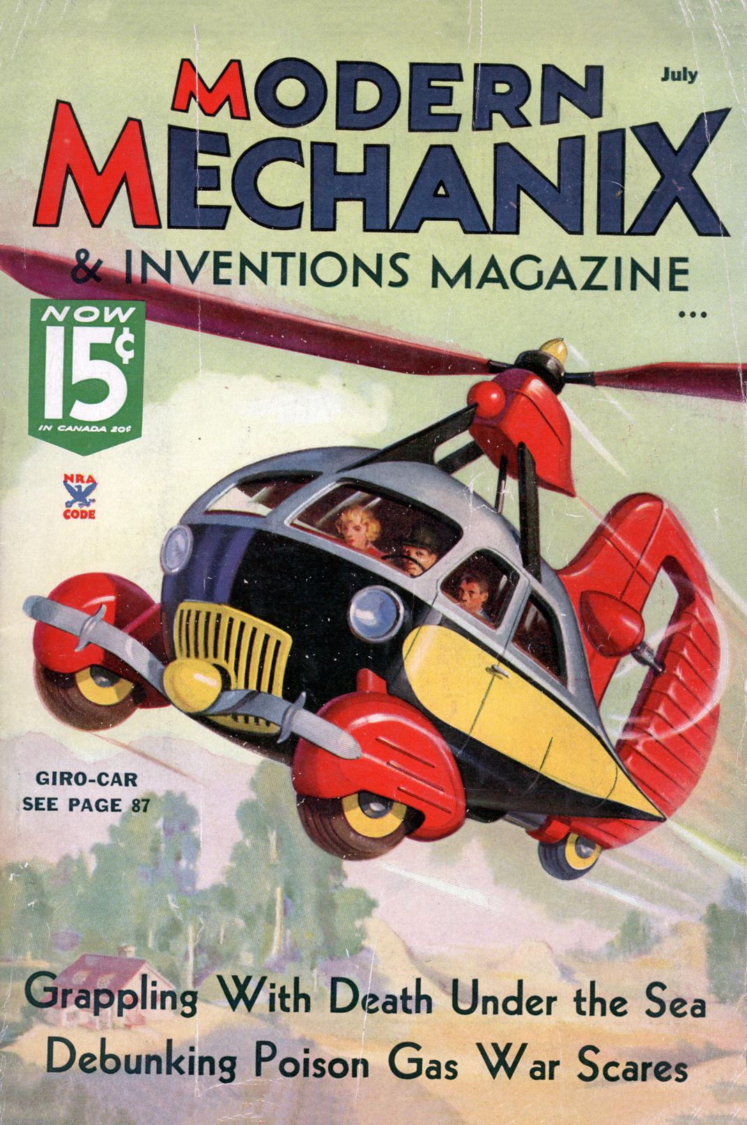 So That's What Flying Cars Are For | Flight Today | Air