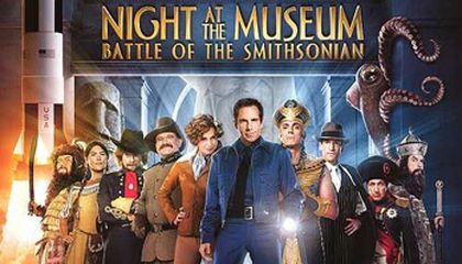 Night at the Museum: Battle of the Smithsonian Comes to Life on DVD and Blu-ray