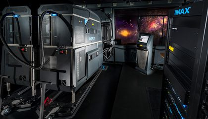 How the Big Screen IMAX Experience Just Took a Quantum Leap Forward