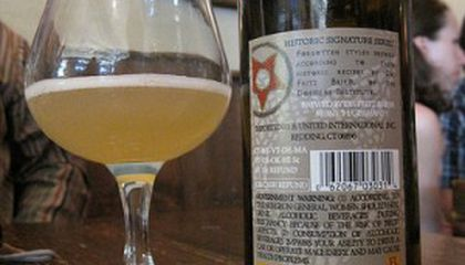 Tastes Gruit, Less Bitter: Beer Without the Hops