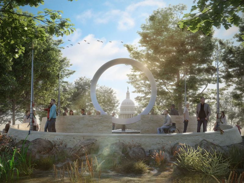 This Innovative Memorial Will Soon Honor Native American Veterans