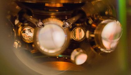 A Record-Breaking Clock Won't Lose a Second For Another 15 Billion Years