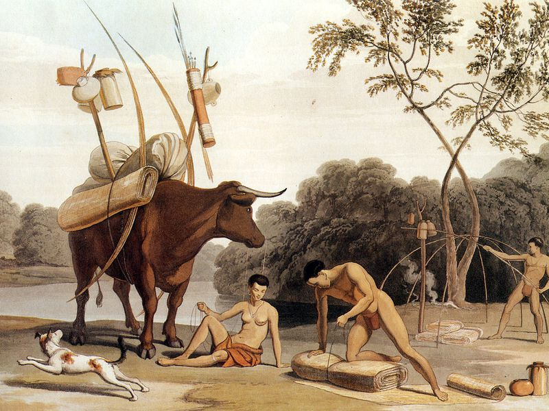 Ritual Cemeteries—For Cows and Then Humans—Plot Pastoralist