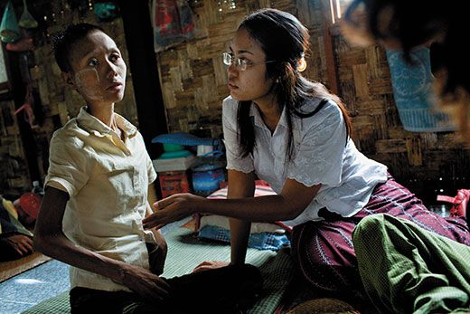 Myanmar's Young Artists and Activists | Travel | Smithsonian