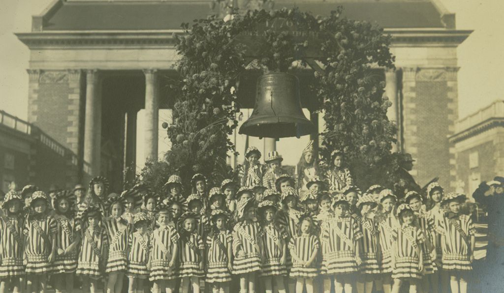 How The Liberty Bell Won The Great War History Smithsonian - Historical map of bell telephone coverage in the us