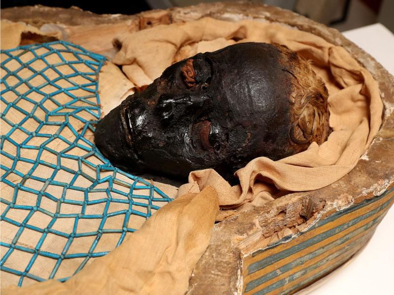 This 2,600-Year-Old Mummy Died in a Violent Backstabbing