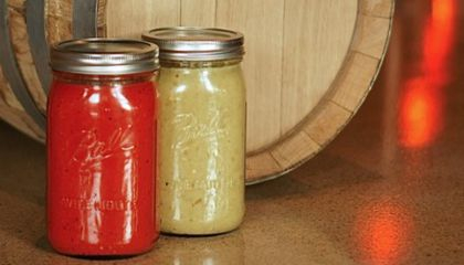 The Hot Condiment of 2013? Barrel-Aged Hot Sauce