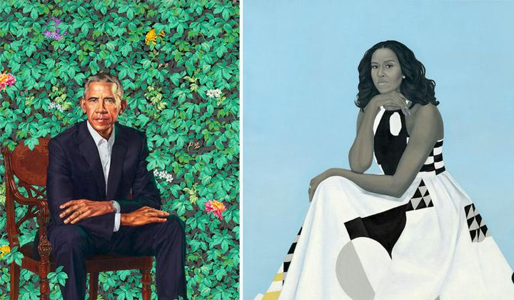 NPG's Obama Portraits Will Go on Five-City Tour