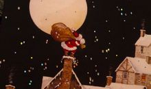 That Moon On Your Christmas Card