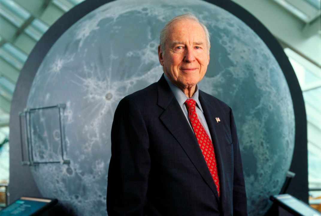 Jim Lovell, From Carriers to the Moon | History | Air ...