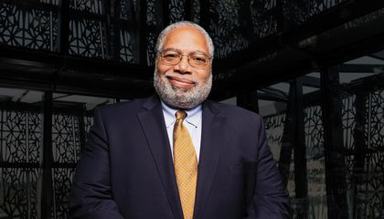 Lonnie Bunch Sizes Up His Past and Future at the Smithsonian